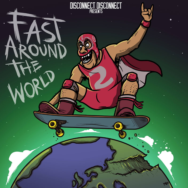 Fast Around The World Volume II