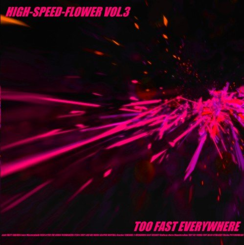 HIGH SPEED FLOWER Vol.3 TOO FAST EVERYWHERE